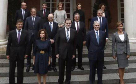 Quién es quién en el nuevo Ejecutivo de Rajoy