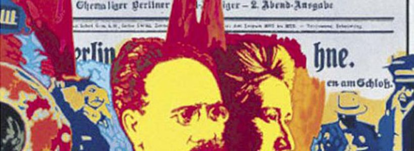 El asesinato de Rosa Luxemburgo y Karl Liebknecht, crimen de la socialdemocracia