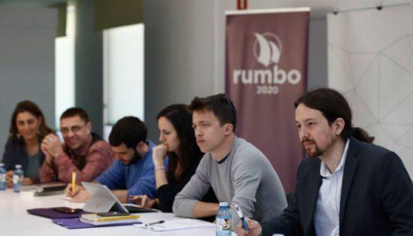 """¿Luchar contra la """"trama"""" con los """"empresarios patrióticos"""" y pactos con el PSOE?"""